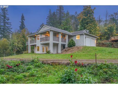 Woodland Single Family Home For Sale: 40920 NW Maple Ridge Rd