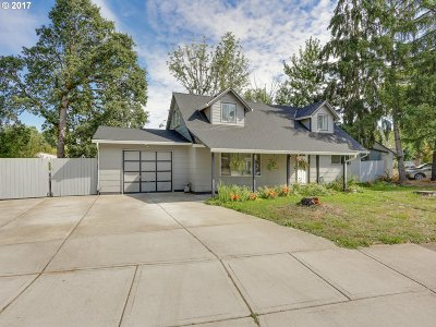 Aloha Single Family Home For Sale: 17785 SW Vincent St