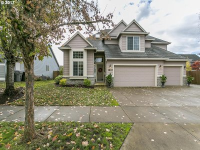 Wilsonville, Canby, Aurora Single Family Home For Sale: 1603 SE 10th Pl