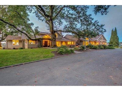 Wilsonville Single Family Home For Sale: 24121 SW Newland Rd