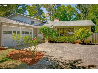 Single Family Home For Sale: 1601 NE 144th Ave