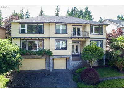 Tigard Single Family Home For Sale: 14395 SW 128th Pl