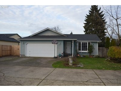 Eugene Single Family Home For Sale: 2792 Stark St