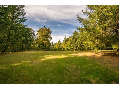 Hillsboro, Cornelius, Forest Grove Residential Lots & Land For Sale: 49065 NW David Hill Rd