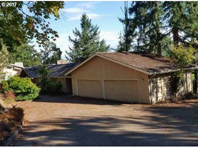 Eugene Single Family Home For Sale: 3958 S South Ridge Dr
