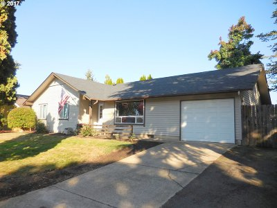 Eugene Single Family Home For Sale: 4659 Scottdale St