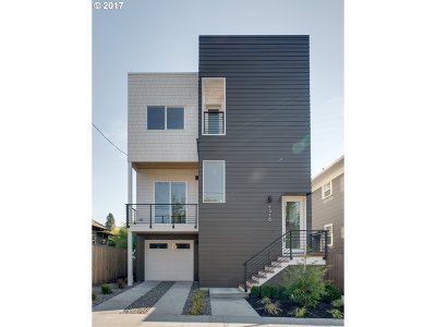 Single Family Home For Sale: 4316 N Haight Ave