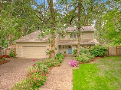 Lake Oswego Single Family Home For Sale: 4867 Sage Hen Way