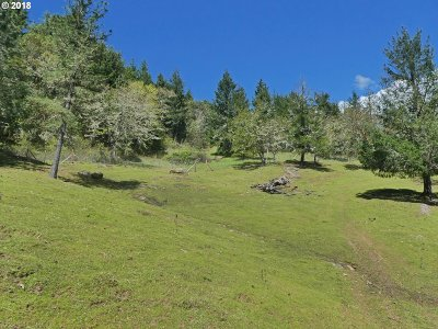 Sutherlin Farm & Ranch For Sale: North Side Rd