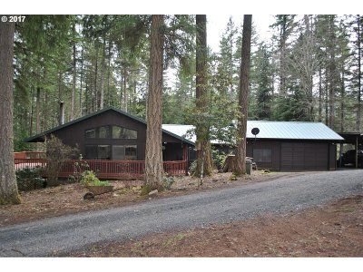 Cottage Grove Single Family Home For Sale: 35194 Perkins Creek Rd