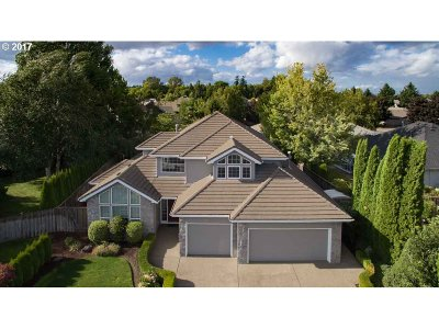 Keizer Single Family Home Pending: 915 Irwin Ct N