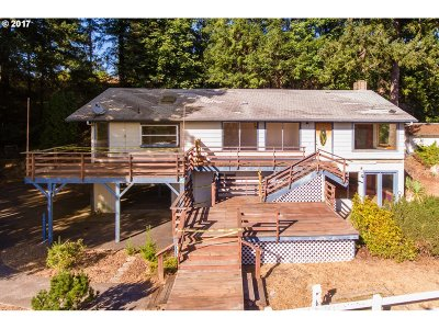 Eugene Single Family Home For Sale: 85903 Bailey Hill Rd
