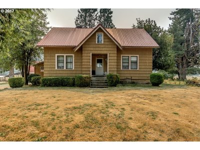 Amboy Single Family Home For Sale: 26413 NE 419th St