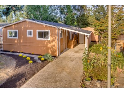 Washougal Single Family Home For Sale: 3777 Addy St #9