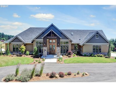Single Family Home For Sale: 27805 NE Mountain Top Rd