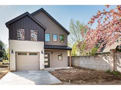 Eugene Single Family Home For Sale: 1915 Elkhorn Dr