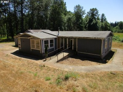 Aumsville Single Family Home Sold: 9180 Smith Rd