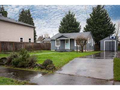 Single Family Home For Sale: 3205 NE 74th Ave
