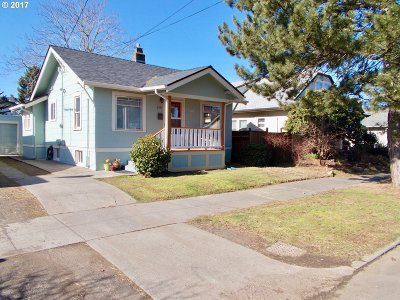Single Family Home Sold: 3337 NE 78th Ave