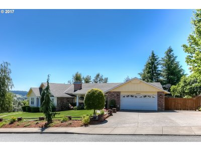 Dallas Single Family Home For Sale: 2421 Oakwood Dr