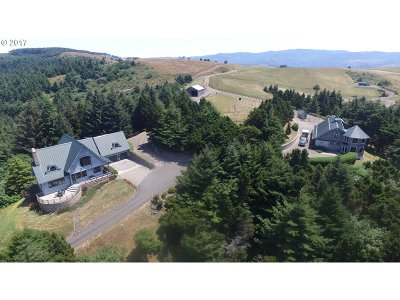 Gold Beach OR Single Family Home For Sale: $1,950,000