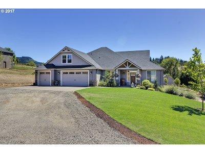Gaston Single Family Home For Sale: 13884 SW Lambert Ln