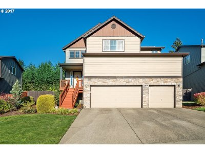 Happy Valley, Clackamas Single Family Home For Sale: 9162 SE Hamilton Ln