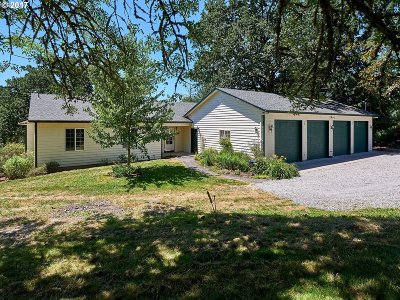 Molalla Single Family Home For Sale: 10494 S Comer Creek Dr
