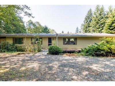 Estacada Single Family Home For Sale: 43601 SE Porter Rd
