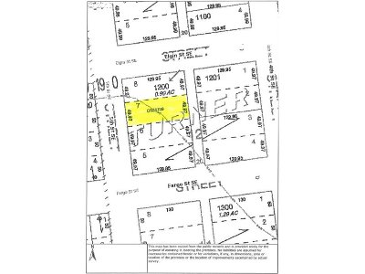 Turner Residential Lots & Land Sold: 5th St #Lot 7