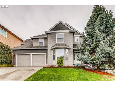 Beaverton Single Family Home For Sale: 8251 SW 187th Ave