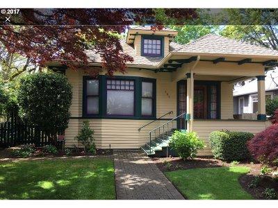 Salem Single Family Home For Sale: 185 19th St SE