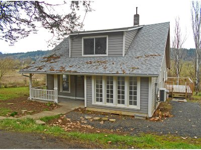 Sutherlin Single Family Home For Sale: 1463 South Side Rd