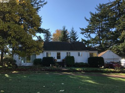Single Family Home For Sale: 14702 S Spangler Rd