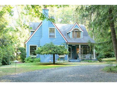 Cottage Grove Single Family Home For Sale: 32386 Wilson Creek Rd