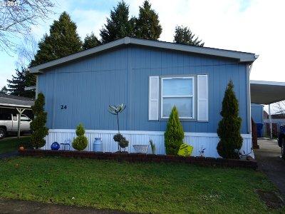 Salem Single Family Home For Sale: 1500 Gabriela Ct NE