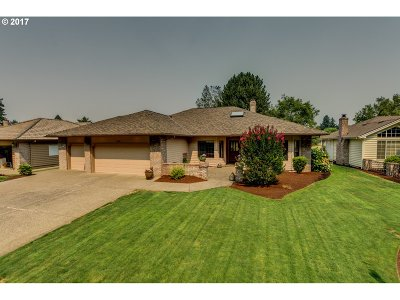 Keizer Single Family Home Sold: 569 McNary Estates Dr