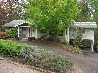 Eugene Single Family Home For Sale: 1915 W 28th Ave