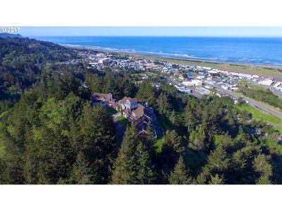 Gold Beach Single Family Home For Sale: 29850 Harrison Ridge Rd