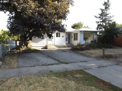 La Grande OR Single Family Home Sold: $126,000