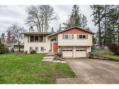 Vancouver WA Single Family Home Sold: $288,000