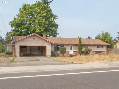 Hillsboro, Cornelius, Forest Grove Single Family Home For Sale: 1115 SW Brookwood Ave