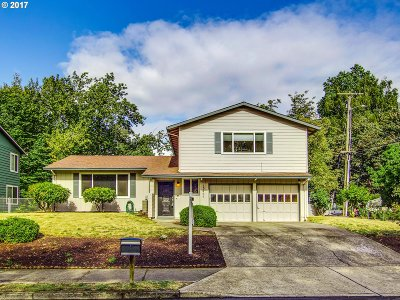 Tigard Single Family Home For Sale: 13405 SW Cresmer Dr