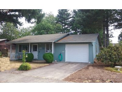 Cottage Grove, Creswell Single Family Home For Sale: 1465 Edison Ave