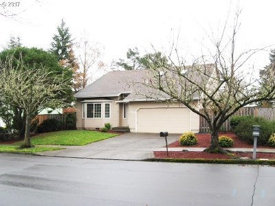 Beaverton OR Single Family Home Sold: $427,000