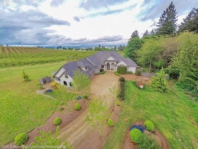 Single Family Home For Sale: 21123 SE Upper Matthews Creek Ln