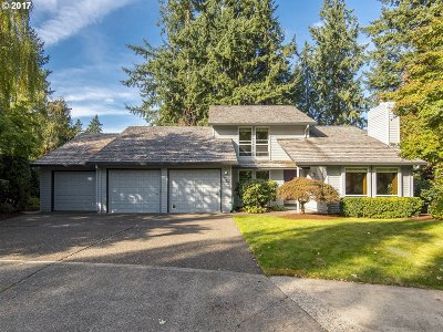 Tualatin Single Family Home For Sale: 20871 SW 103rd Dr