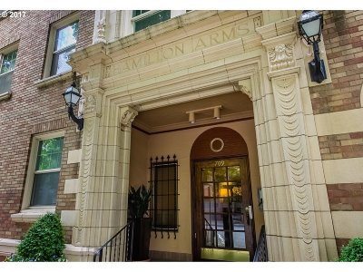 Condo/Townhouse For Sale: 709 SW 16th Ave #501