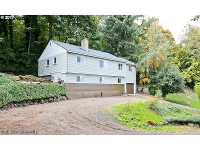 Salem Single Family Home For Sale: 3077 NW Wallace Rd