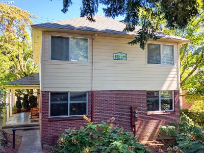 Lake Oswego Condo/Townhouse For Sale: 480 S State St